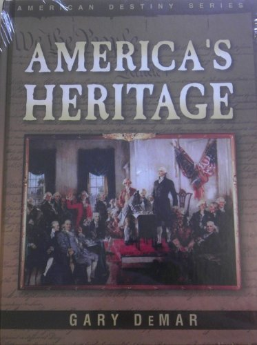 America's Heritage (0915815427) by Gary DeMar