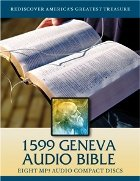 9780915815821: 1599 Geneva Audio Bible MP3