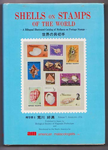 9780915826070: Shells on Stamps of the World a Bilingual Illustrated Catalog of Mollusca on Postage Stamps