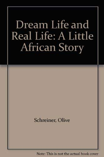 9780915864324: Dream Life And Real Life