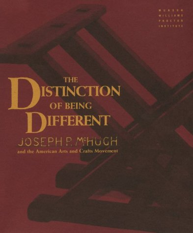 "The Distinction of Being Different"" Joseph P.: D'Ambrosio, Anna Tobin"