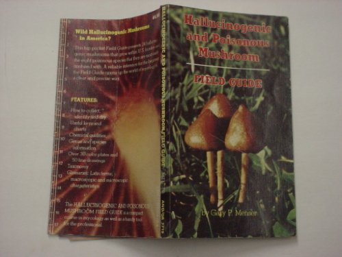 9780915904280: Hallucinogenic and Poisonous Mushroom Field Guide
