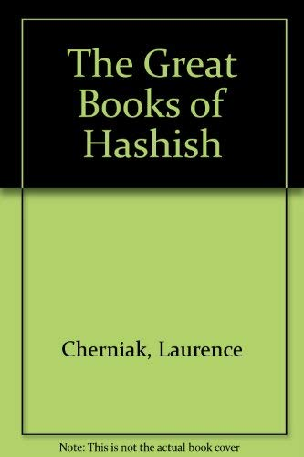 9780915904402: The Great Books of Hashish