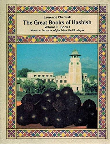 The Great Books of Hashish, Vol. 1,: Cherniak, Laurence