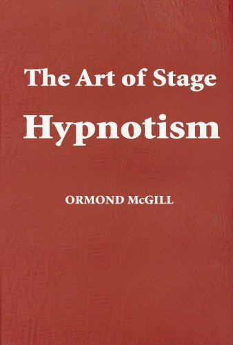 The Art of Stage Hypnotism