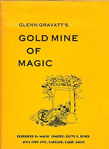 9780915926206: Glenn Gravatt's Gold Mine of Magic