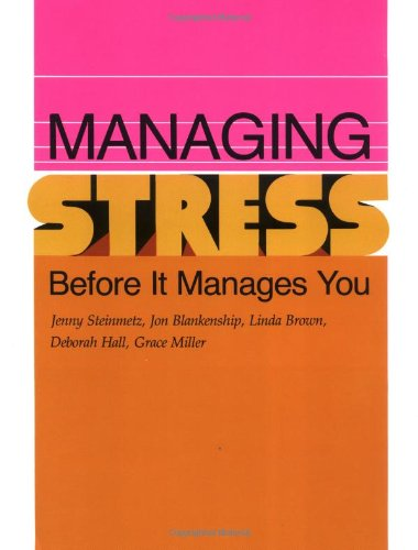 Managing Stress Before It Manages You: Jenny Steinmetz