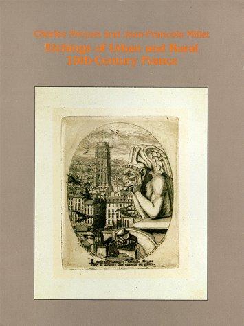 Etchings of Urban and Rural 19th Century: Charles Meryon, Jean