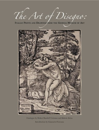 9780915977628: The Art of Disegno: Italian Prints and Drawings from the Georgia Museum of Art
