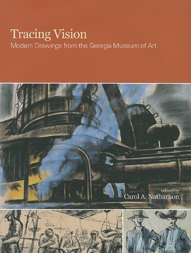 Tracing Vision: Modern Drawings from the Georgia Museum of Art (9780915977758) by Georgia Museum of Art; Carol Nathanson