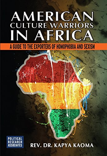 9780915987313: American Culture Warriors in Africa: A Guide to the Exporters of Homophobia and Sexism