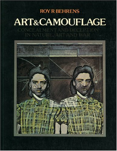 9780915996070: Art & camouflage: Concealment and deception in nature, art, and war