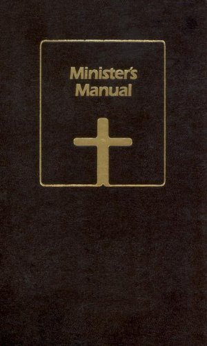 The Ministers Manual (NIV): Evangel Publishing House