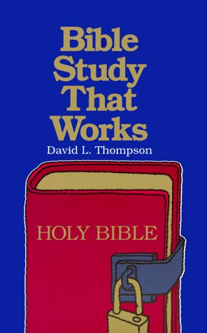 9780916035617: Bible Study That Works