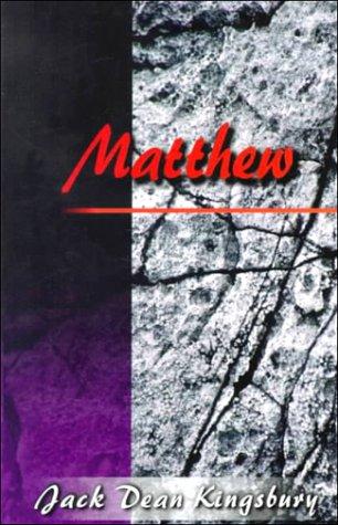 9780916035808: Matthew