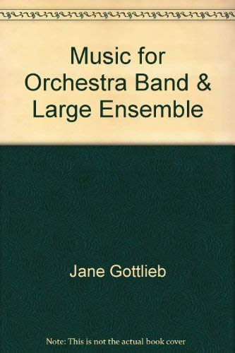Music for Orchestra, Band & Large Ensemble: Center, American Music