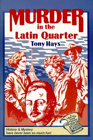 9780916078324: Murder in the Latin Quarter (A Who's Who Dunit Mystery)