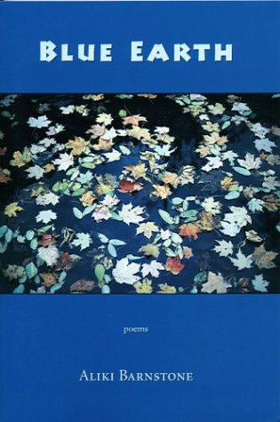 9780916078591: Blue Earth: Poems