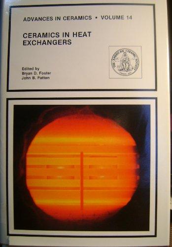 9780916094676: Ceramics in Heat Exchangers (Advances in Ceramics)