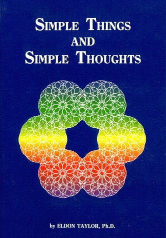 9780916095185: Simple Things and Simple Thoughts