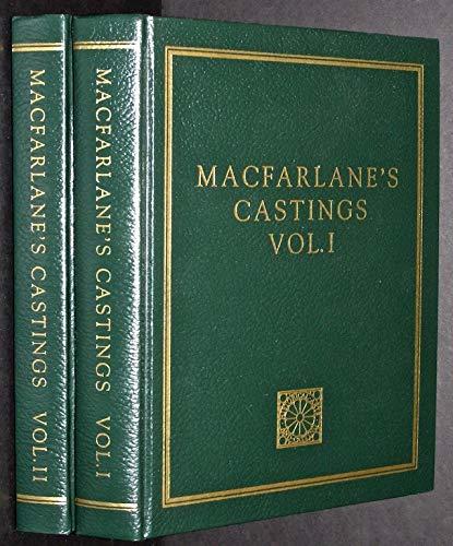 9780916095451: Macfarlane's Castings (2 Volume Set)