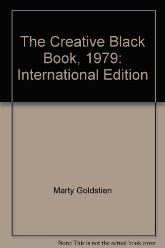 9780916098025: The Creative Black Book, 1979: International Edition