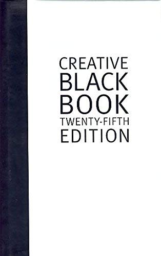 Creative Black Book: Twenty-Fifth Edition.