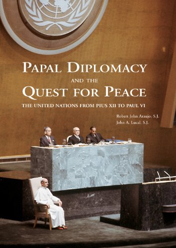 9780916101640: Papal Diplomacy and the Quest for Peace