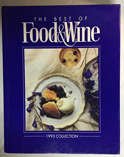 The best of Food and Wine, 1993 collection: N.N.