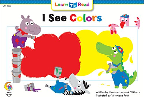 9780916119324: I See Colors (Emergent Reader Science; Level 1)