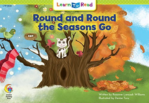 9780916119409: Round and Round the Seasons Go (Emergent Reader Science; Level 2)