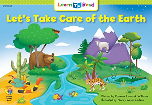 9780916119423: Let's Take Care of The Earth (Rise and Shine)