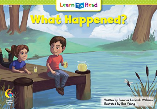 What Happened? (Emergent Reader Science; Level II) (0916119475) by Rozanne Lanczak Williams