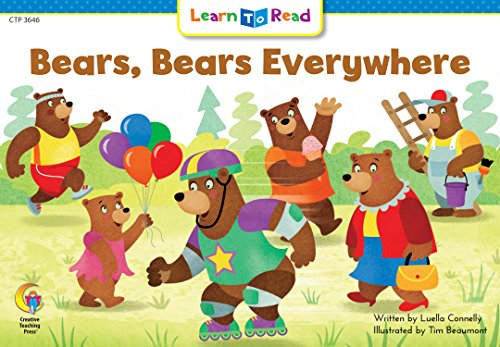 9780916119607: Bears Bears Everywhere (Fun & Fantasy Series)