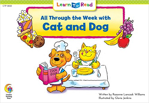 All Through the Week with Cat and Dog (Fun and Fantasy)