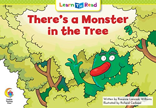 9780916119669: There's a Monster in the Tree (Learn to Read Fun and Fantasy)