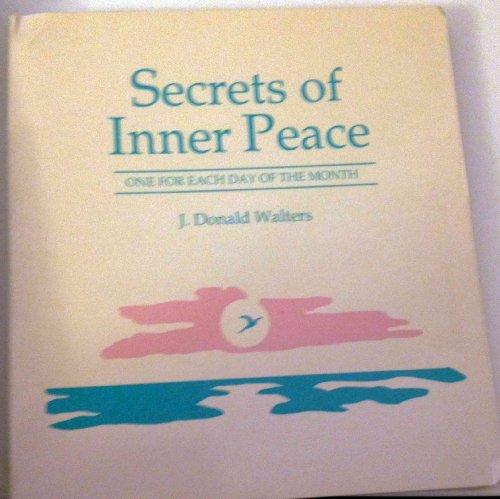 9780916124618: Secrets of Inner Peace