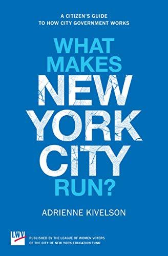 What Makes New York City Run: Adrienne Kivelson