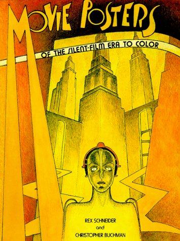 Movie Posters of the Silent Film Era: Rex Schneider, Christopher