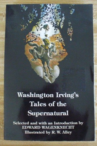 9780916144654: Washington Irving's Tales of the supernatural