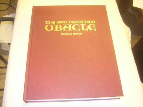 9780916147112: The San Francisco Oracle (Facsimile Edition)