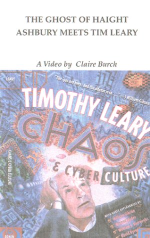 9780916147754: The Ghost of Haight Ashbury Meets Timothy Leary [VHS]