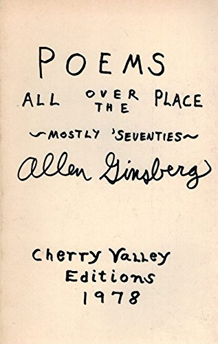 Poems All Over the Place, Mostly 'Seventies