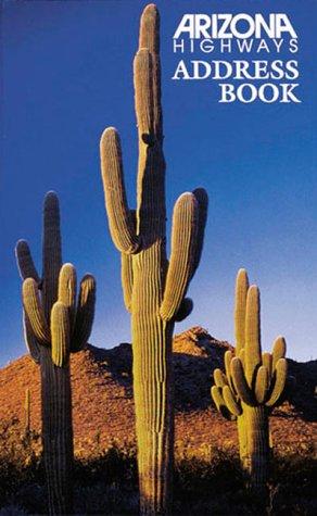 9780916179946: Arizona Highways-Address Book