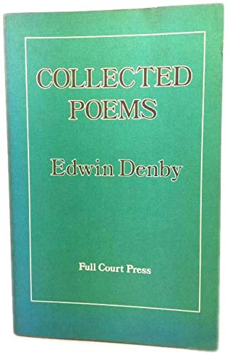 Collected poems: Denby, Edwin