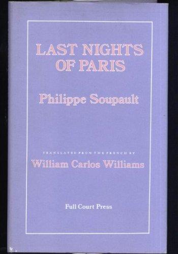 9780916190187: Last Nights of Paris