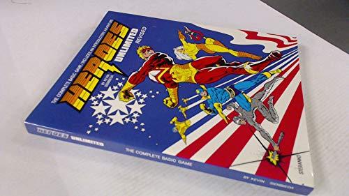 9780916211059: Heroes Unlimited
