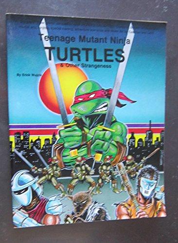 9780916211141: Teenage Mutant Ninja Turtles and Other Strangeness