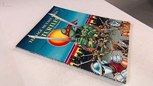 Teenage Mutant Ninja Turtles and Other Strangeness (0916211142) by Erick Wujcik