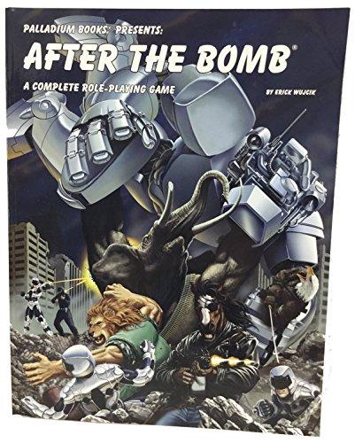 After the Bomb: Wujcik, Erick